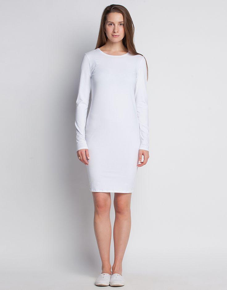 Платье-фуфайка приталенная Oh, my