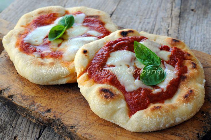 #Montanare #pizze fritte #ricetta napoletana