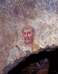 testa di Apostolo, Ipogeo Aurelii