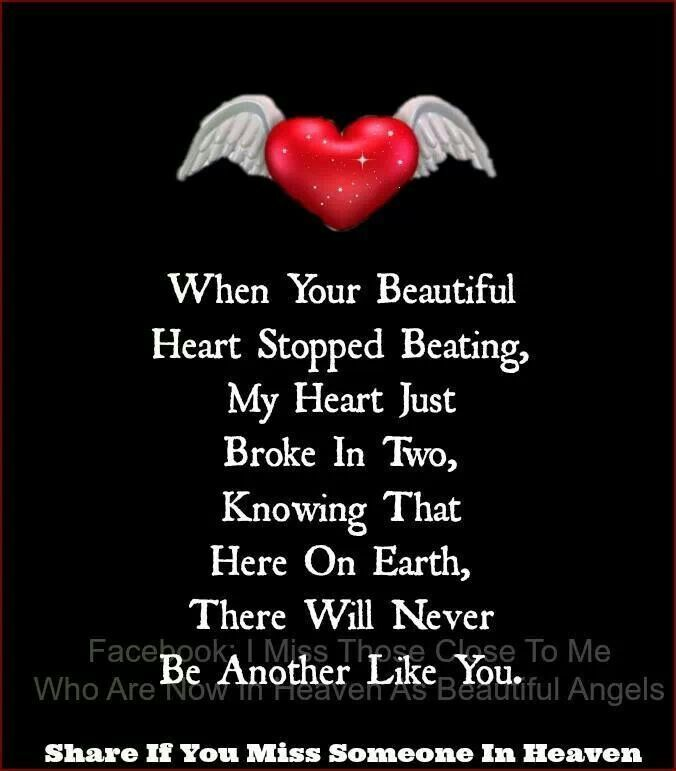 Heaven Quotes For Loved Ones: 255 Best Images About Missing You In Heaven On Pinterest