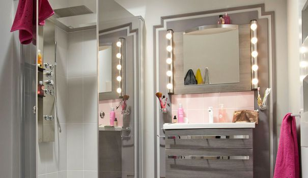 17 best ideas about douche l 39 italienne on pinterest maisons italienne - Prix d une salle de bain avec douche italienne ...