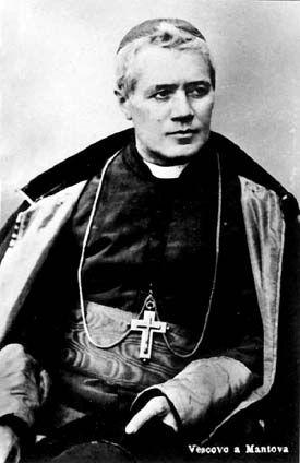 St. Pius X as Bishop