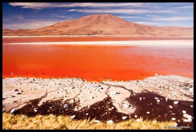 Sol de Manana Park Narodowy, TUPIZA, KONKURS, BOLIWIA