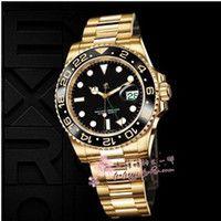 дорогие мужчины автоматические лучший бренд обитательницы из нержавеющей стали черный циферблат мужские механические часы г