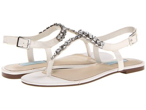 Blue by Betsey Johnson Spark Silver Metallic - Zappos.com Free Shipping BOTH Ways