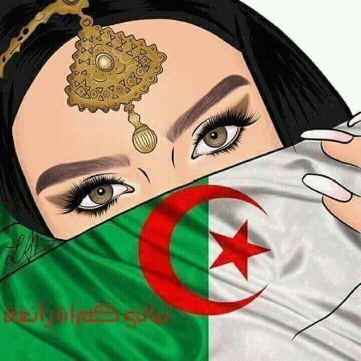 Epingle Par Sur Algerie En Force Drapeau Algerie Fille Algerienne Fond D Ecran Telephone