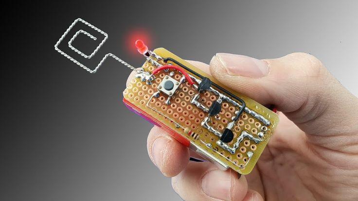 Voltage detector DIY, rilevatore di tensione FAI D…