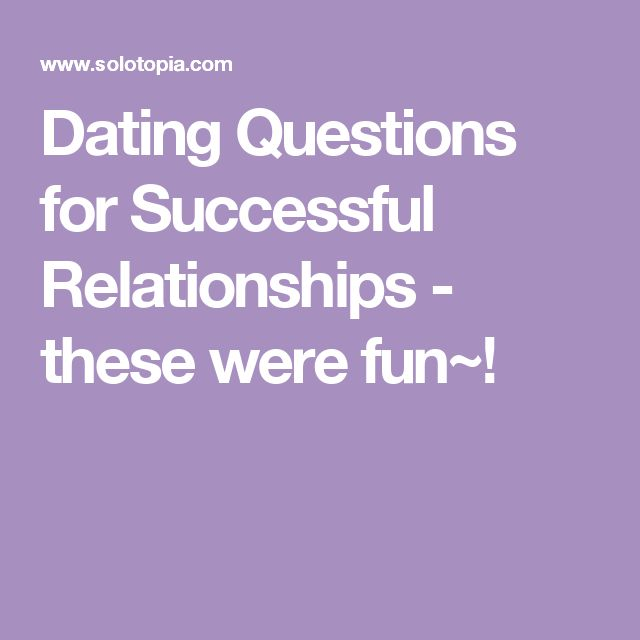 Dating texting questions