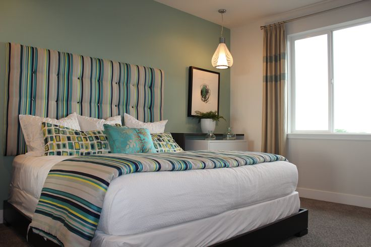Vue Plan 2 Master Bedroom