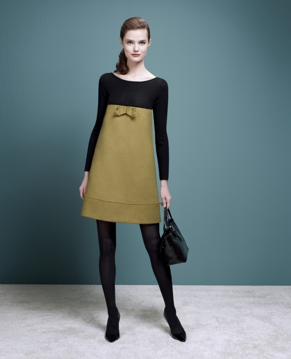 Paule Ka / Trapeze dress