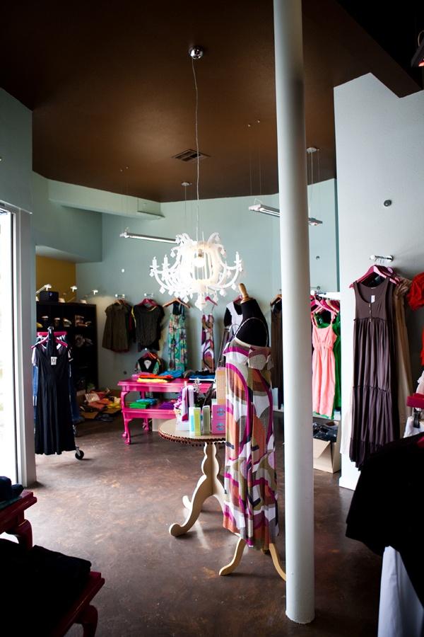 Modish Maternity Boutique  //La Jolla, Calif.