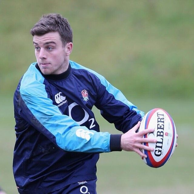 George Ford, in my eyes he should wear the number 10 top in the RWC 2015.