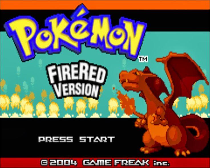 Pokemon Fire Red Version  WORLD WIDE GAME STUDIO  WORLD39;S NO.1 COLABORA