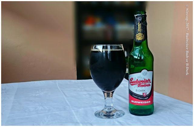 Sörcsap: Budweiser Budvar B:Dark