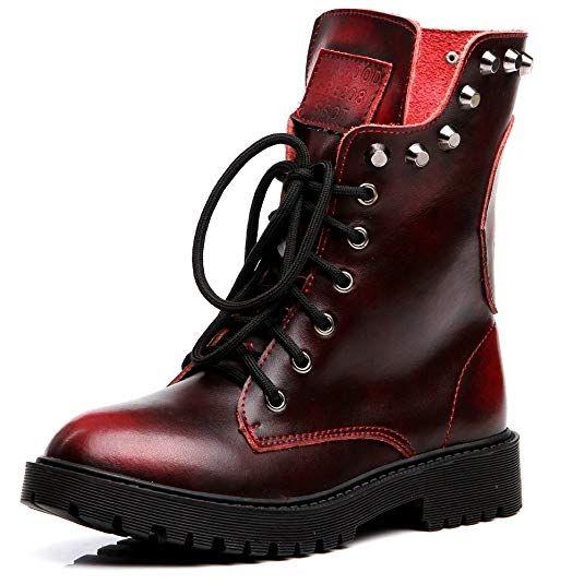 mirada detallada varios diseños buena venta Las 10 mejores Botas Militares Mujer en 2018 | Fashion boots ...
