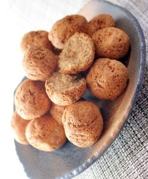 小麦ふすまレシピ・作り方の人気順 簡単料理の楽天レシピ 低糖ミックス粉活用で簡単♪小麦ふすまの焼きドーナツ