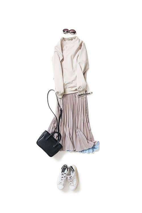 kk~c ~lisa. 2016/03/24 12:58, スカートスタイルもニュアンストーンが気分