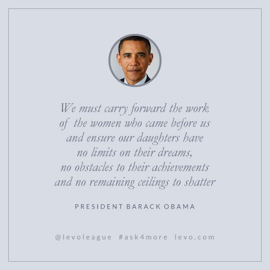 Why is Equal Pay Day April 8th? It's the day that women catch up to what men earned in the previous year. US President Barack Obama is set to announce two executive moves today toward equal pay. #EqualPayDay quote via @Francesco Levorato League