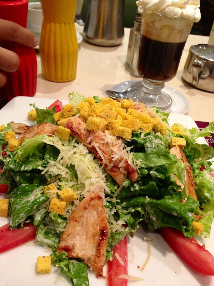 Caesar salad. Haití
