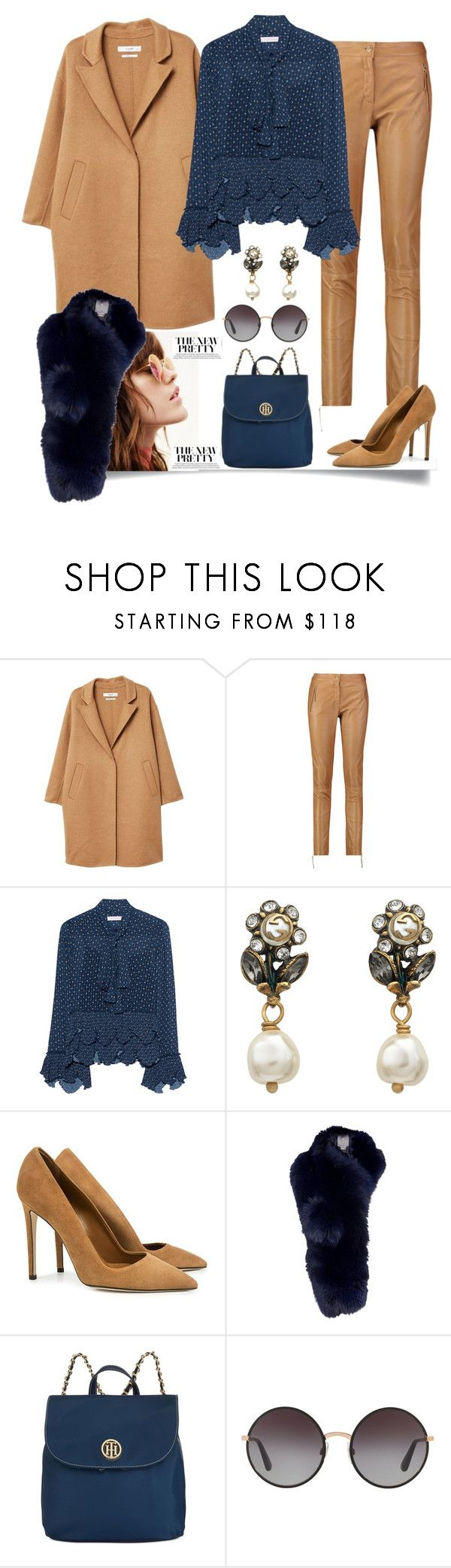 """Relax, turn around and take my hand~"" by dianefantasy ❤ liked on Polyvore featuring MANGO, Roberto Cavalli, See by Chloé, Gucci, Dee Keller, Lilly e Violetta, Tommy Hilfiger, Dolce&Gabbana, romantic and polyvorecommunity"