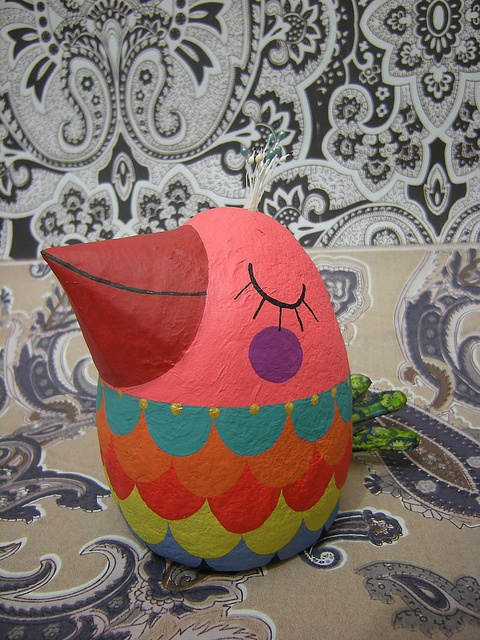 17 best images about paper mache projects on pinterest for Easy paper mache ideas