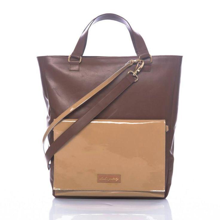 Fall in love - dorka petrity handmade bag