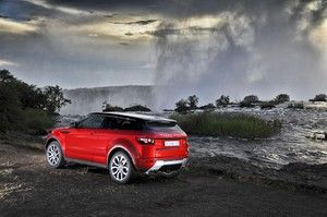 Land Rover Evoque 2014 South African Edition
