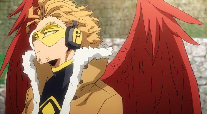 Daily Hawks On Twitter Hero My Hero Academia Manga Hero Academia Characters