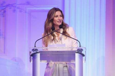 La esposa de Tom Brady es embajadora del programa Ambiental de las Nacionas Unidas.