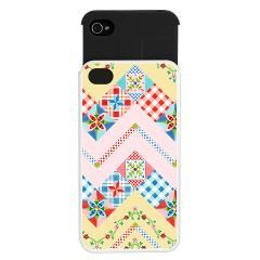 Country Days Quilt iPhone Wallet Case