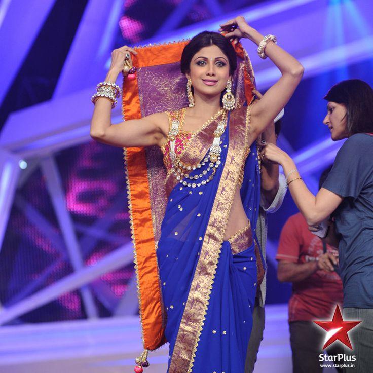 Meet our charming Shilpa Shetty urf #NachBaliye ki Maharani