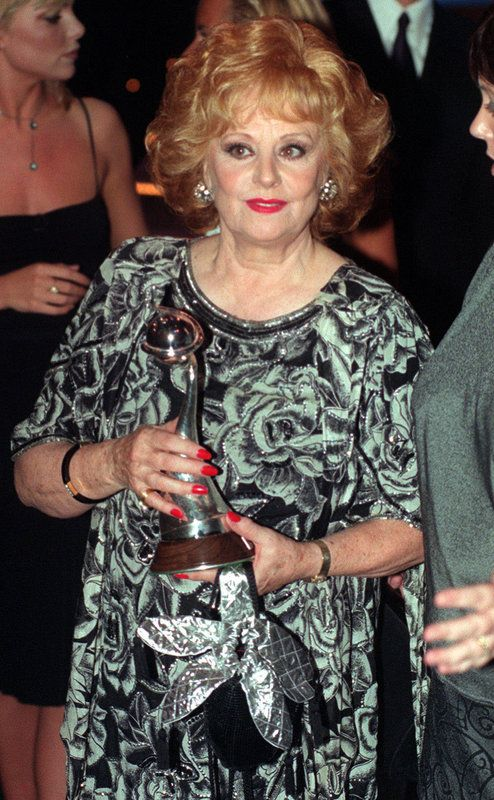 (CREDIT: Ben Curtis/PA Archive)  TV's Longest Serving Soap Stars:  Barbara Knox Played: Rita Tanner (1964, 1972 - Present, 'Coronation Street')  After making a brief appearance in 1964, Barbara returned to the soap just under a decade later.