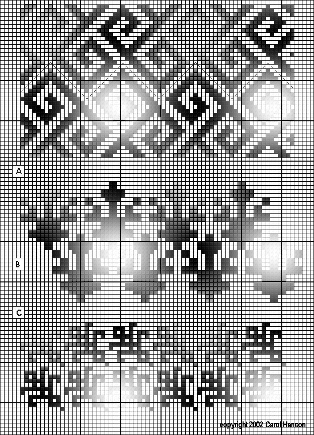 pattern A http://www.dragonbear.com/dp/images/Celtover.gif