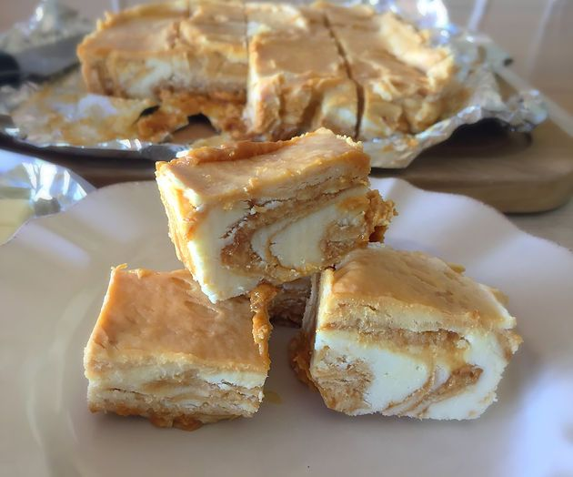 Fudge de Dulce de Leche, un sueño dulce!