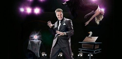 """""""Matt Hollywood Illusions Dinner and Show"""