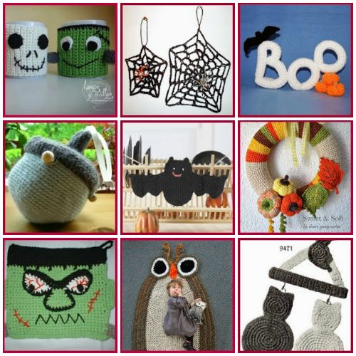 1000 images about crochet boo on pinterest amigurumi for Decoracion para halloween