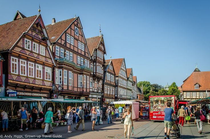 City Breaks in Germany: Part Two – Celle