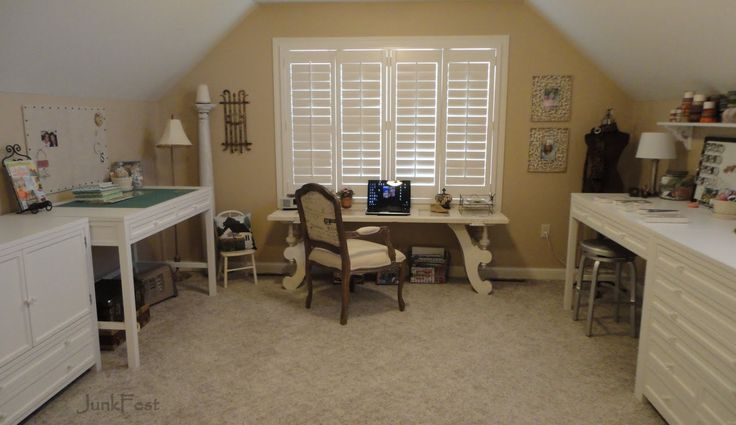 Design ideas hobby rooms interior compact craft room for Craft room design layout