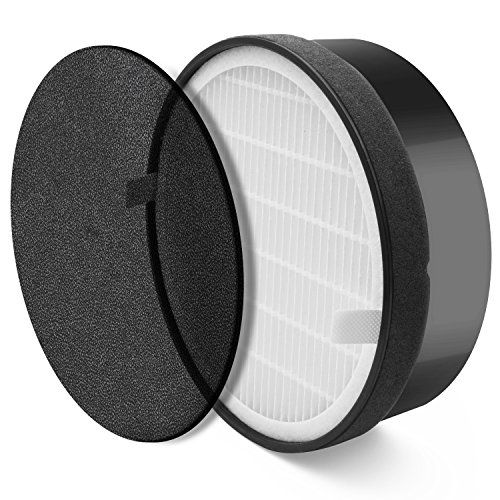 levoit air purifier replacement filter true hepa and activated carbon filters set