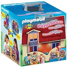 Playmobil - Maison transportable (5167)