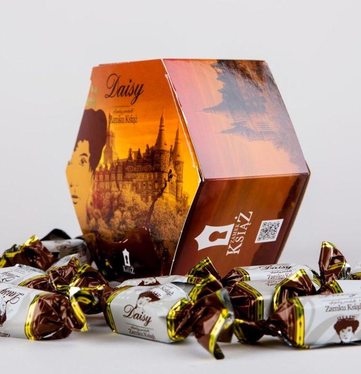 """Czekoladki """"Daisy"""" - Herbaty i słodycze"""