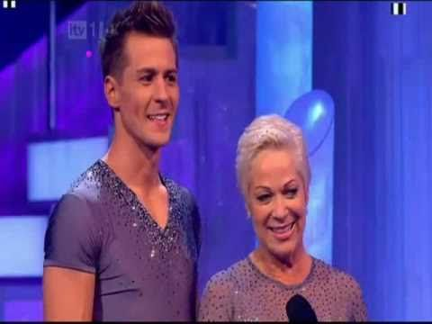 Tim Healy confronts Jason Gardiner on Dancing On Ice 2011