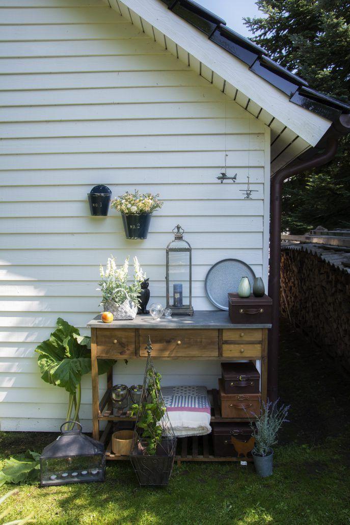 Skab et hyggeligt uderum i din have