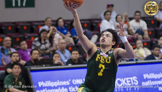 UAAP 76 MVP Terrence Romeo wants to be more vocal as Tams' leader - Solar Sports Desk