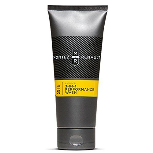 Introducing Montez Renault No 56 3IN1 Performance Wash  Voted Best Body Wash by Mens Health Magazine. Great product and follow us for more updates!
