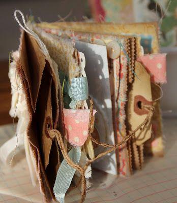 Alice and Elsie: Paper Bag Albums Galore...