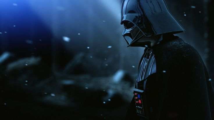 With the new Star Wars release I think this is a suitable wallpaper [1920x1080]