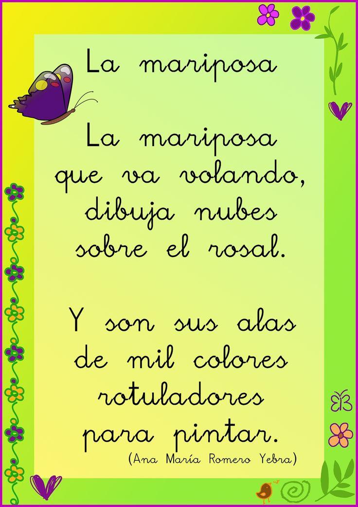 poemas cortos de la primavera | Poemas en castellano :