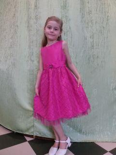 U nás najdete i dětské společenské šaty :)