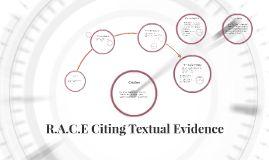 R.A.C.E Citing Textual Evidence